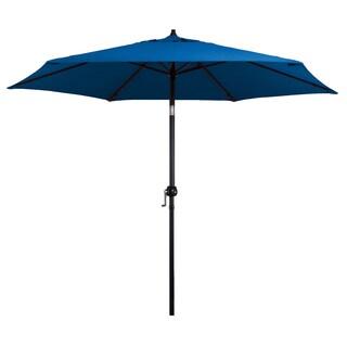 Astella 9' Crank Open, Tilting Market Umbrella