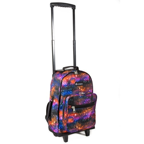 Everest Galaxy 17-inch Wheeled Backpack