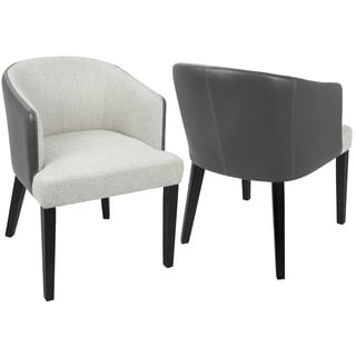 LumiSource Ashland Contemporary Dining/Accent Chair