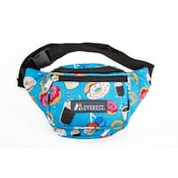 Everest Signature Donuts Pattern 11.5-inch Waist Pack