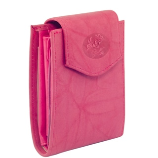 Buxton Heiress Leather Convertible Billfold