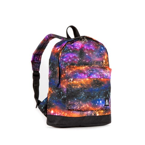 Everest 13-inch Junior Galaxy Pattern Backpack