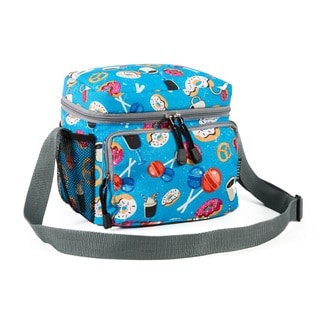Everest Donuts Shoulder Lunch Tote Bag