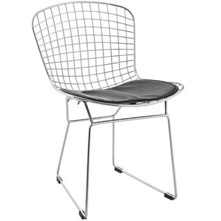 Side Wire Bertoia Chair