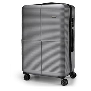 City Traveler 28-inch Hardside Spinner Upright Suitcase