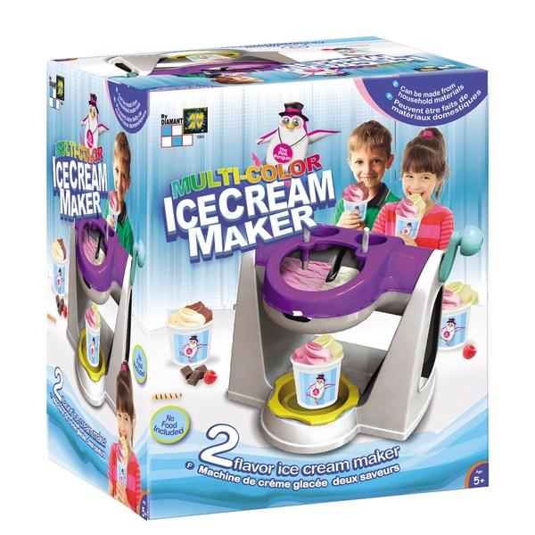 Amav Multi-Color Ice Cream Maker