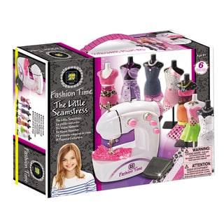 Amav Fashion Time Little Seamstress Sewing Machine