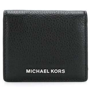 Michael Kors Bedford Black Carryall Card Case