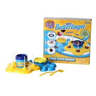 Amav Butterfinger Cake Pops Maker