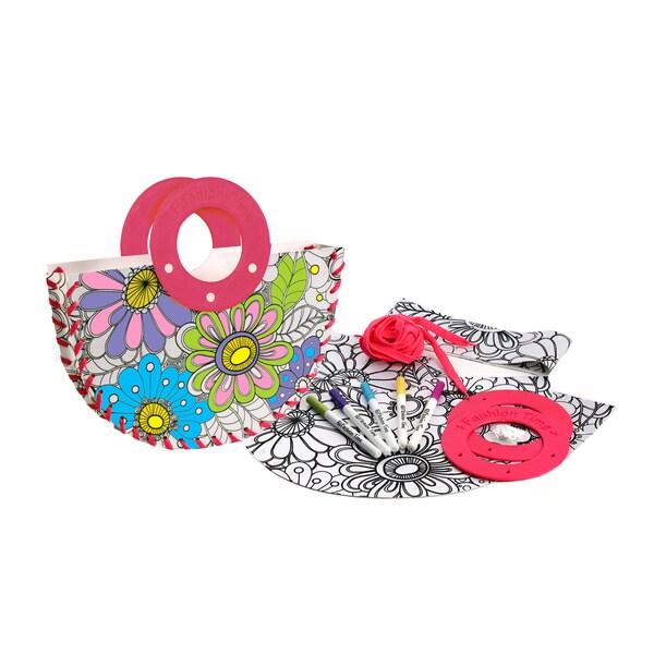 Amav Karen's Bag Lace and Decorate
