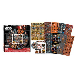 Savvi Star Wars Sticker/Tattoo Madness Activity Kit