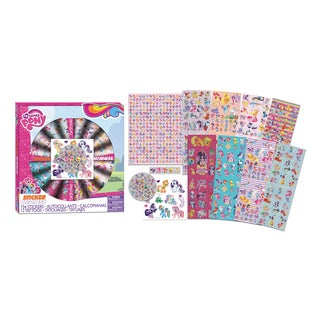 My Little Pony Sticker/Tattoo Madness Activity Kit