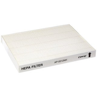 Coway Filter Set (HEPA + Carbon) for AP-0512NH (12 Months)