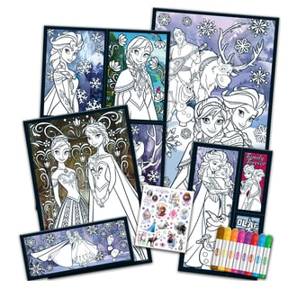 Savvi Disney Frozen ColorUp Activity Kit