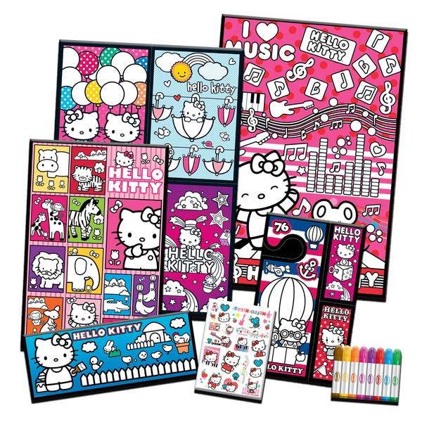 Savvi Hello Kitty ColorUp Activity Kit
