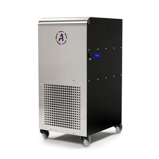 AeroCure One UV+HEPA White Air Purifier and Disinfection System