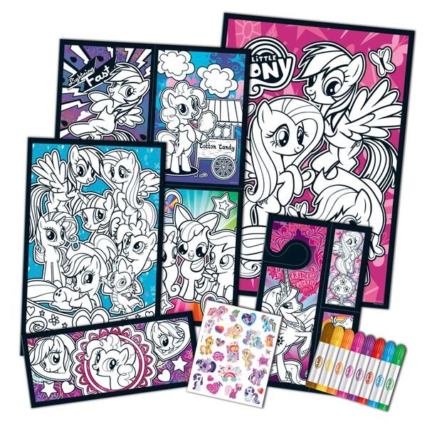 Savvi My Little Pony ColorUp Activity Kit