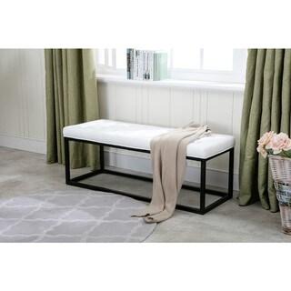 Link to Porthos Home Marlena Side Bench Similar Items in Living Room Furniture