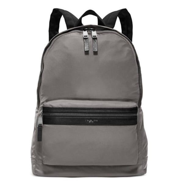 f5bb540b213d Shop Michael Kors Men's Kent Steel Grey Backpack - Free Shipping ...