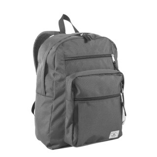 Everest 17-inch Multi-Compartment Daypack With Laptop Pocket