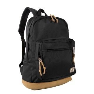 Everest Suede 18-inch Bottom Laptop Pocket Daypack