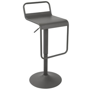 Emery Uptown Industrial Adjustable Barstool
