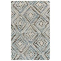 "Grand Bazaar Binada Blue Area Rug (9'6"" x 13'6"") - 9'6"" x 13'6"""