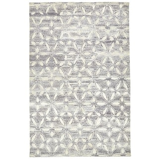 Grand Bazaar Ainsley Sumac Hand-knotted Rug (9'6 x 13'6)
