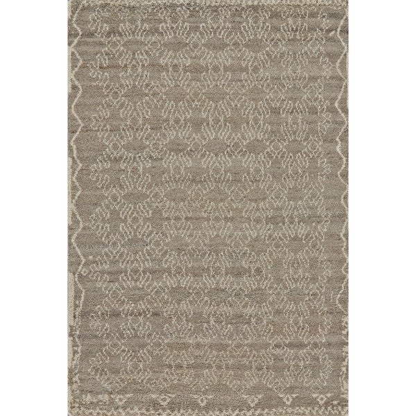 "Grand Bazaar Hasani Natural / Ash Area Rug - 9'6"" x 13'6"""