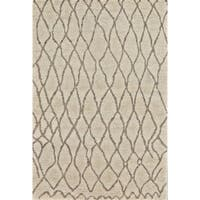 "Grand Bazaar Hasani Natural / Bone Area Rug - 9'6"" x 13'6"""