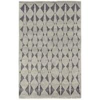 """Grand Bazaar Bahar Warm / Gray Area Rug (8'6"""" x 11'6"""") - 8'6 x 11'6"""