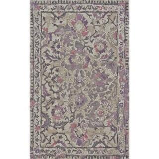 Grand Bazaar Wisteria Tufted Amreli Rug (8' 6 x 11' 6)