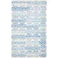 Grand Bazaar Ainsley Ocean Area Rug - 8'6 x 11'6