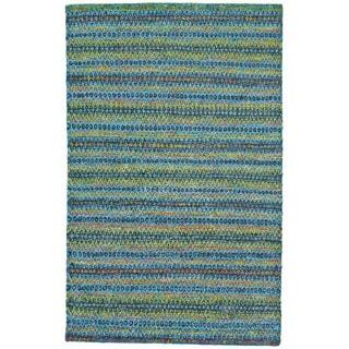 Grand Bazaar Samarra Aura Hand-knotted Rug (8'6 x 11'6)