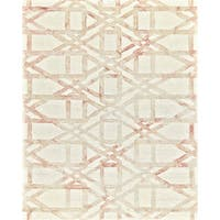 "Grand Bazaar Marengo Blush Area Rug - 9'6"" x 13'6"""