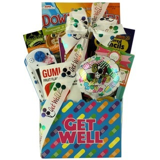 Kids Get Well Gift Basket