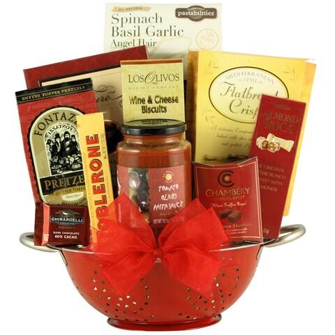 Taste of Italy: Gourmet Italian Gift Basket