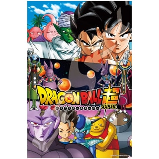 Dragon Ball Z Team Beerus Vs. Team Shanpa Jigsaw Puzzle