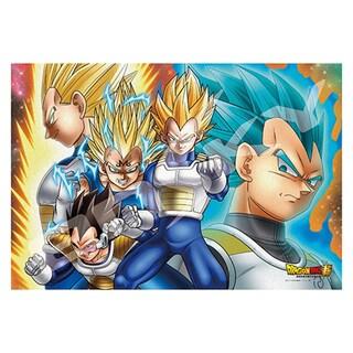 Dragon Ball Super Art Crystal Saiyan Prince's Jigsaw Puzzle