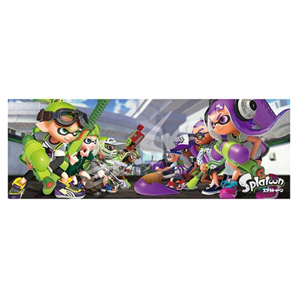 Nintendo Splatoon Battle Jigsaw Puzzle