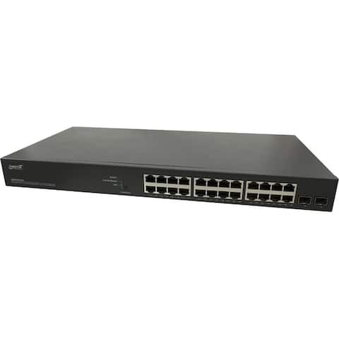 Transition Networks Smart Managed PoE+ Switch