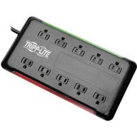 Tripp Lite 10-Outlet Surge Protector Power Strip 6ft Cord 2880 Joules