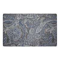 Laura Ashley Vanessa Anti-fatigue Gelness Kitchen Mat (20 in. x 32 in.)