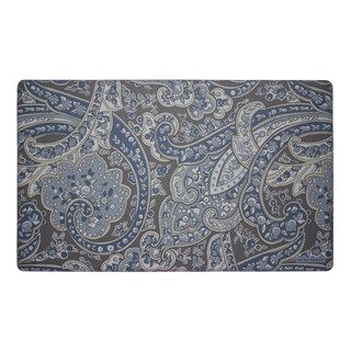 Laura Ashley Vanessa Anti-fatigue Gelness Kitchen Mat (20 in. x 32 in.) (3 options available)