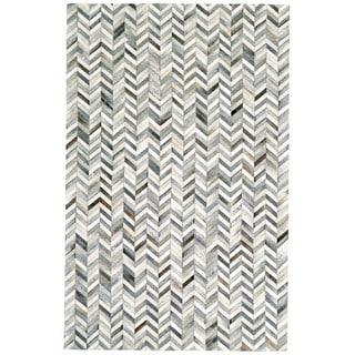 Grand Bazaar Slate Zenna Rug (9' x 12')