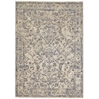 Grand Bazaar Gray Margaux Rug (9' 2 x 12' 2)