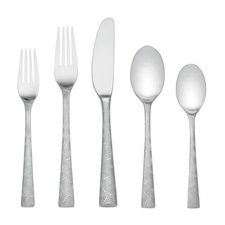 Dansk Circlet Stainless Steel Place Setting (Pack of 5)