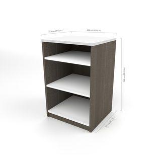 Cielo by Bestar Premium Corner Walk-In Closet