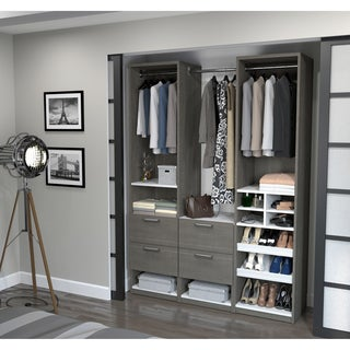 Cielo by Bestar Elite 59-inch Reach-In Closet (2 options available)