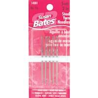 """Steel Yarn Needles 2""""-Size 16 5/Pkg"""
